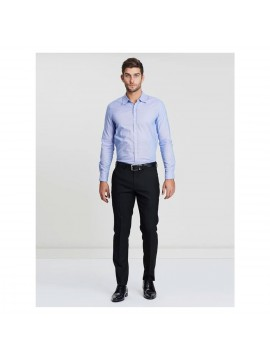 Colour Blues India Elite Mens Trouser- Jet Black - Matt Edition