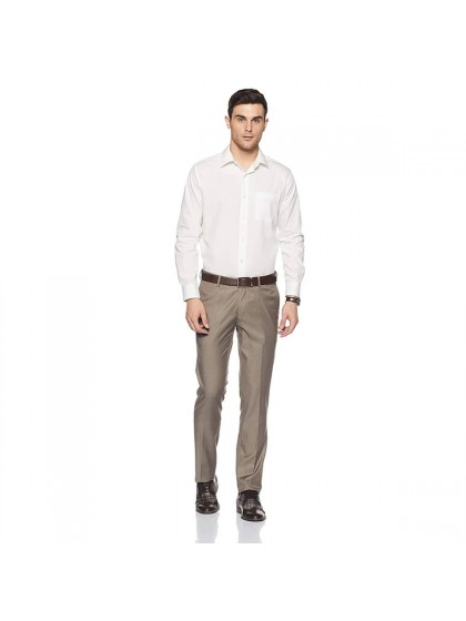 Trend Setter India Elite Men's Trouser- Golden Brown (Premium Edition)