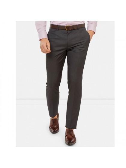 TrendSetter India Elite Men's Trouser- Mud Brown (Premium Edition)